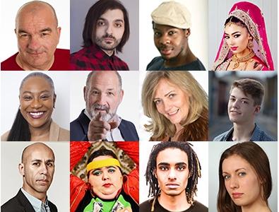 Cast Categories   Talent Talks